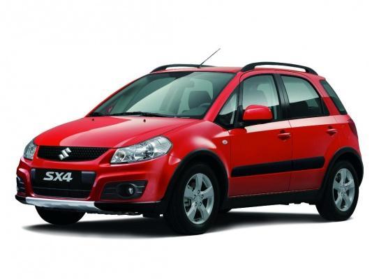Suzuki SX4 (2006-н.в)