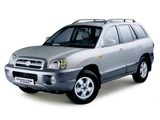 Hyundai Santa Fe Classic