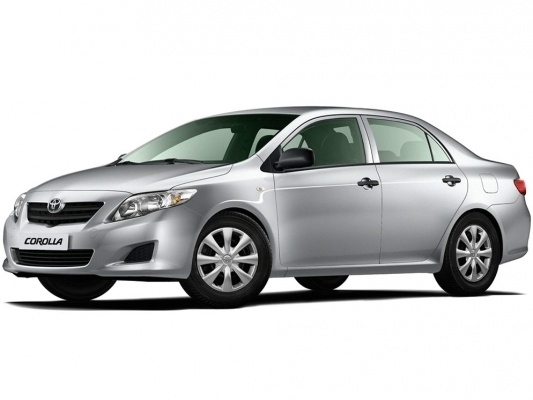 Toyota Corolla (2007-2013)