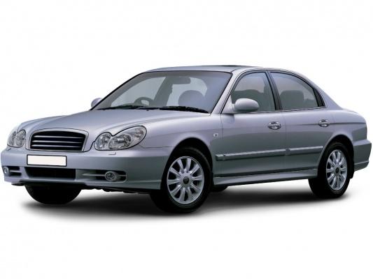 Hyundai Sonata 5 (2004-2010)