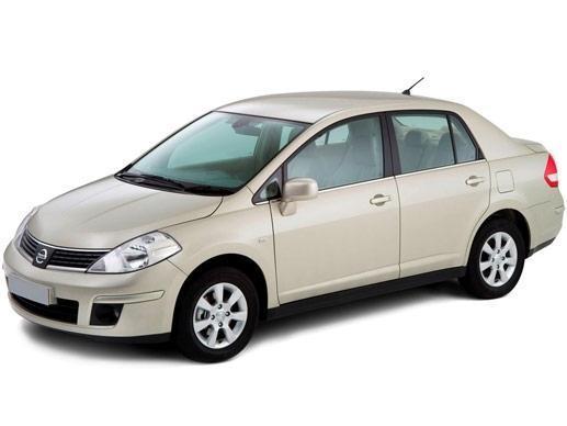 Nissan Tiida седан (2004-н.в.)