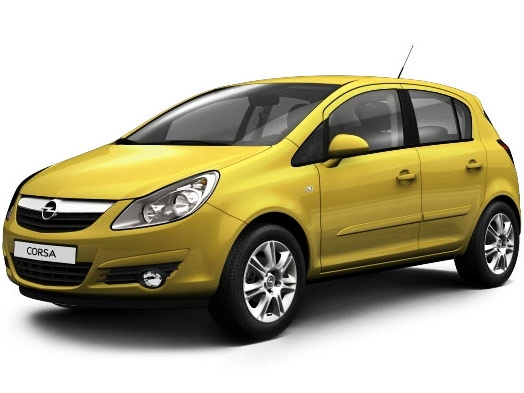 Opel Corsa D (2006-н.в.)