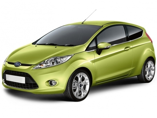 Ford Fiesta (2008-2015)