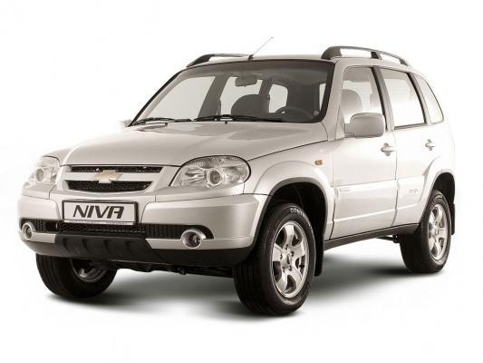 Chevrolet Niva (2014-2017)