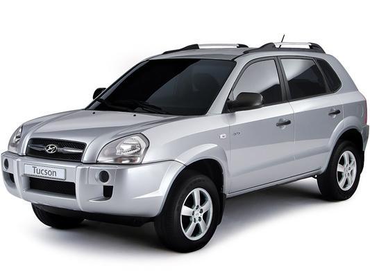 Hyundai Tucson (2008-2015)
