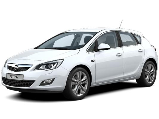 Opel Astra J (2009-н.в.)