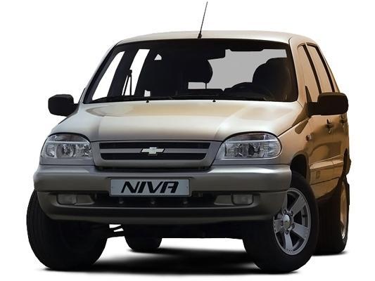 Chevrolet Niva (2003-2014)