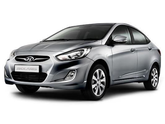 Hyundai Solaris (2010-2017)