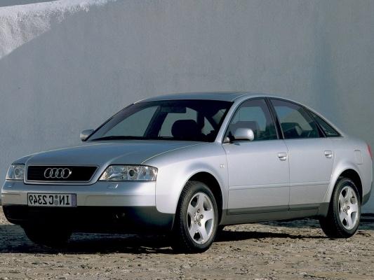 Audi A6 С5 (1997-2004)