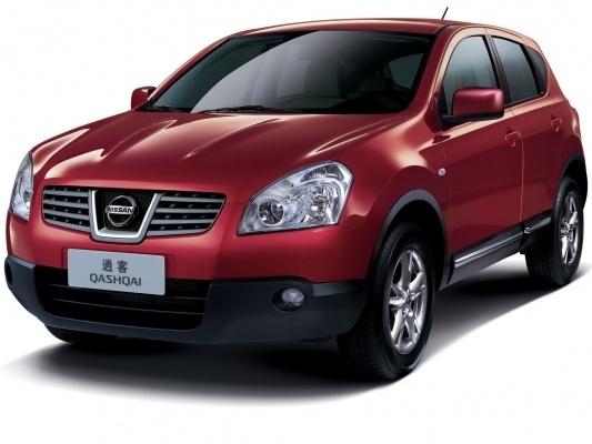 Nissan Qashqai (2007-2014)