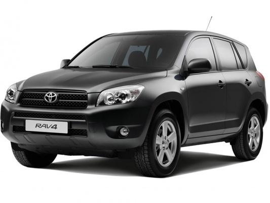Toyota RAV-4 (2006-2012)