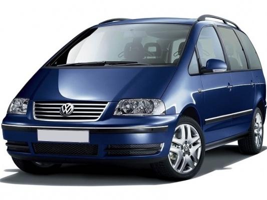 Volkswagen Sharan (2000-2008)