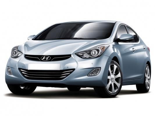 Hyundai Elantra (2011-н.в.)