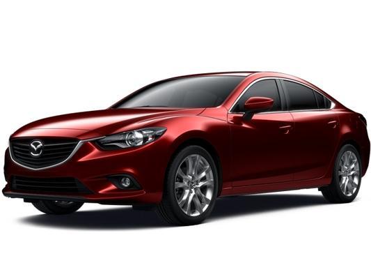 Mazda 6 (2012-н.в.)