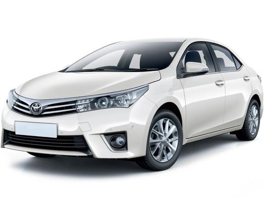 Toyota Corolla (2013-н.в.)