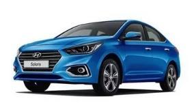 Hyundai Solaris (2017-н.в.)