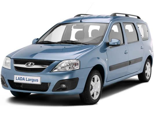 Lada Largus 7 мест (2012-н.в.)