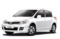 Nissan Tiida хэтчбек (2004-н.в.)